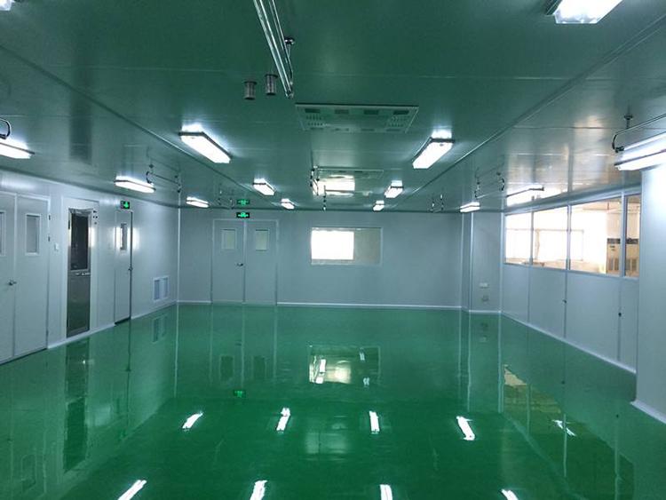 上海专业承接化妆品车间南京净化工程值得信赖