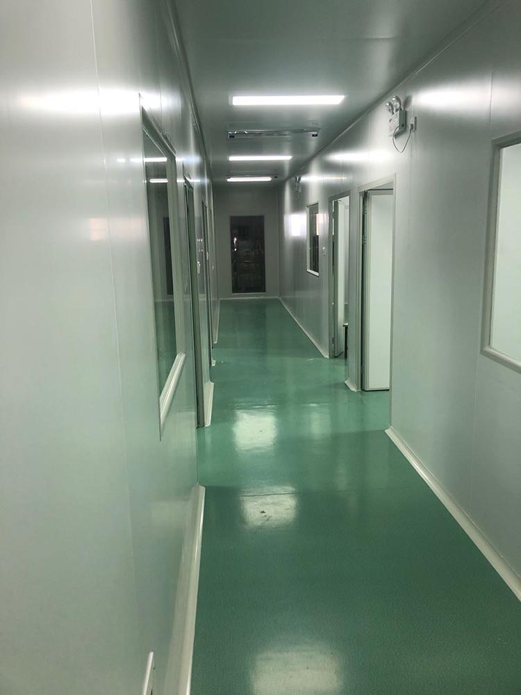医院合肥净化工程安装